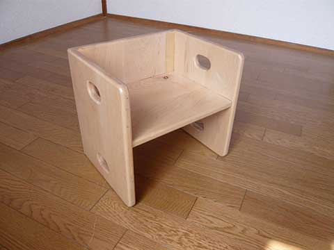多用途子ども椅子