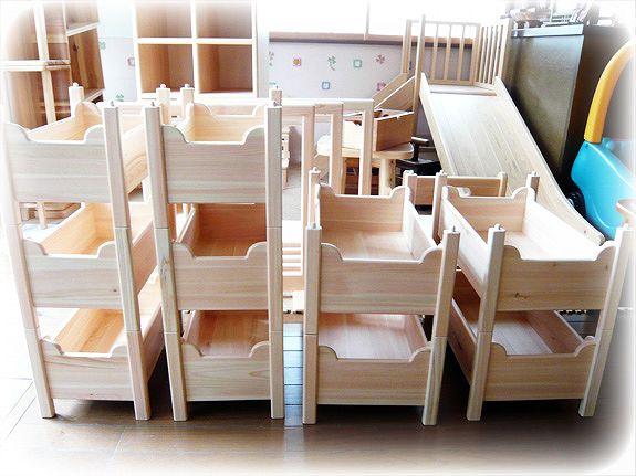 お人形ベッド 250×400×200 300×500×200
