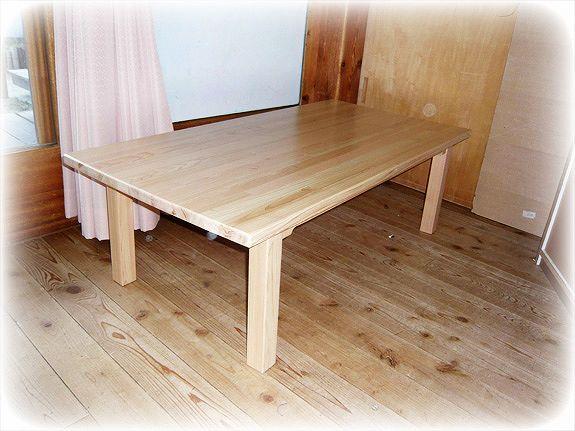 角テーブル 1200×600×380
