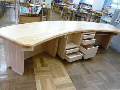びわ湖産木材の製品
