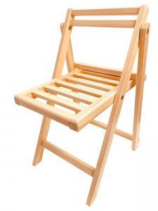折り畳み椅子(小)